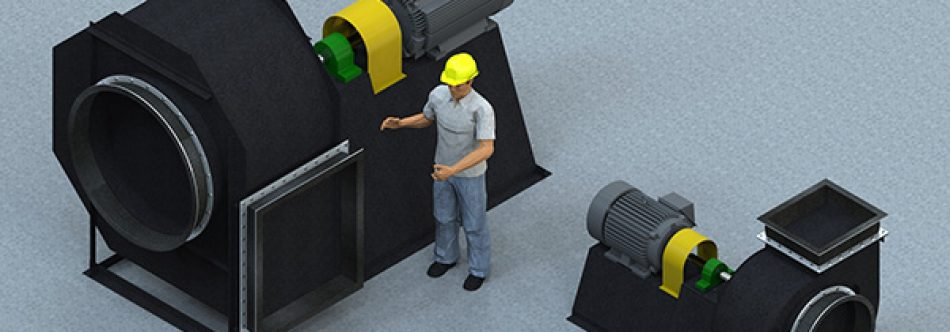 For Industrial Air-Moving, Fan Isolation Joints Take Care of Fans
