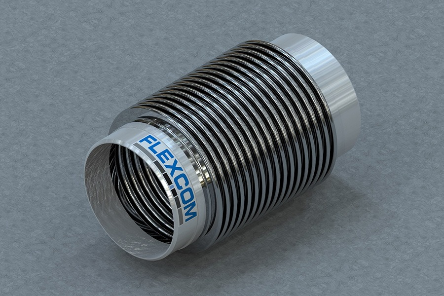 Metal Bellow Styles Available from Flexcom